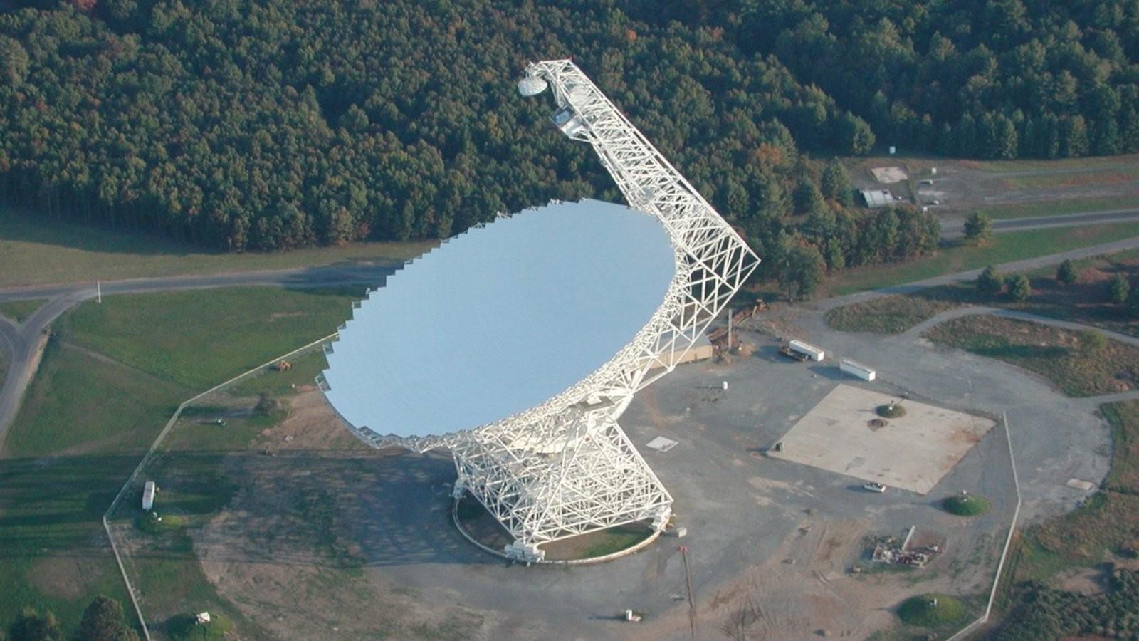 Пришельцы вывели изстроя наибольший вмире телескоп— Ученые