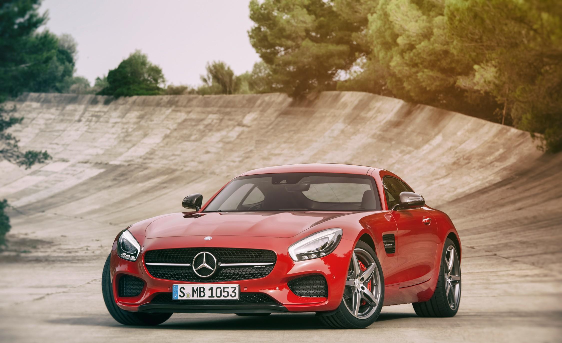 AMG представят на автомобильном салоне вДетройте