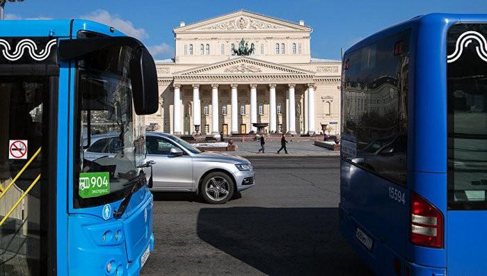 Ксередине осени в российской столице появятся новые выделенные полосы