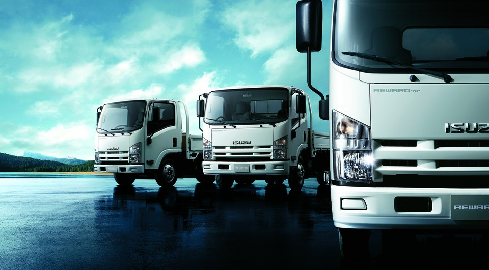 План производства авто вРФ на нынешний год увеличивает Isuzu