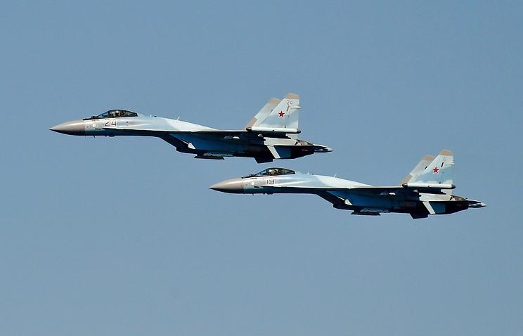Многоцелевой истребитель Су-35С принят навооружение русской армии