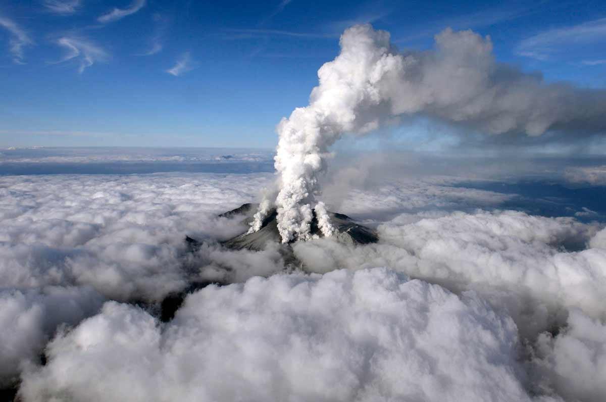 Вслучае извержение итальянский супервулкан может вызвать «суперзиму»— Ученые