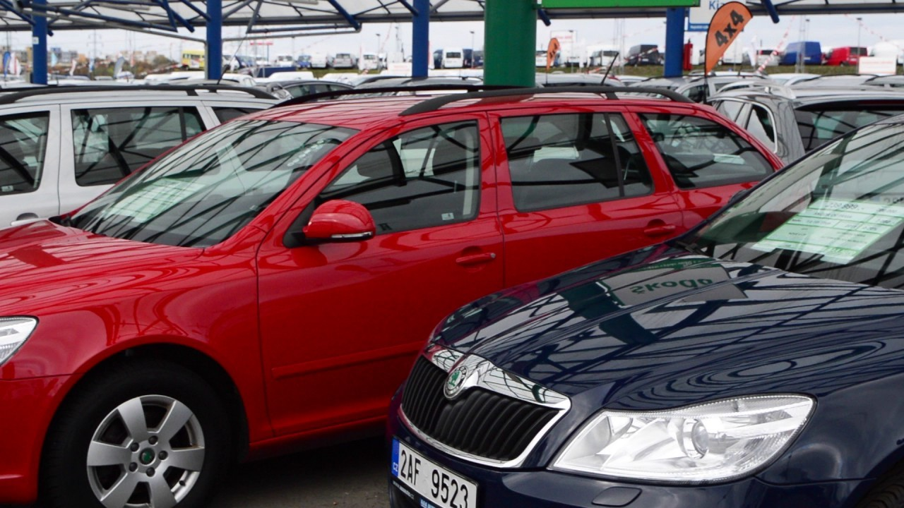 ВПермском крае продажи легковых авто увеличились на27%