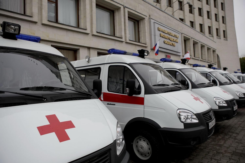 Новые машины скорой помощи приобрели для Челябинска