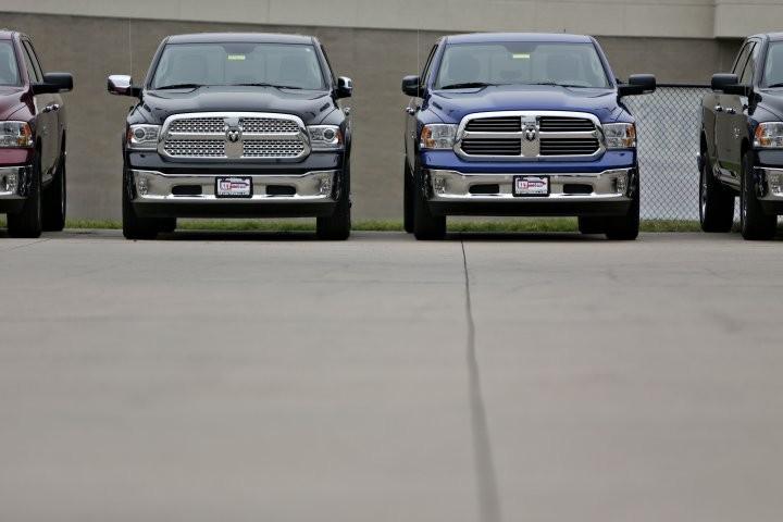 Fiat Chrysler отзывает 500 тыс пикапов и грузовиков по всему миру из-за риска возгорания