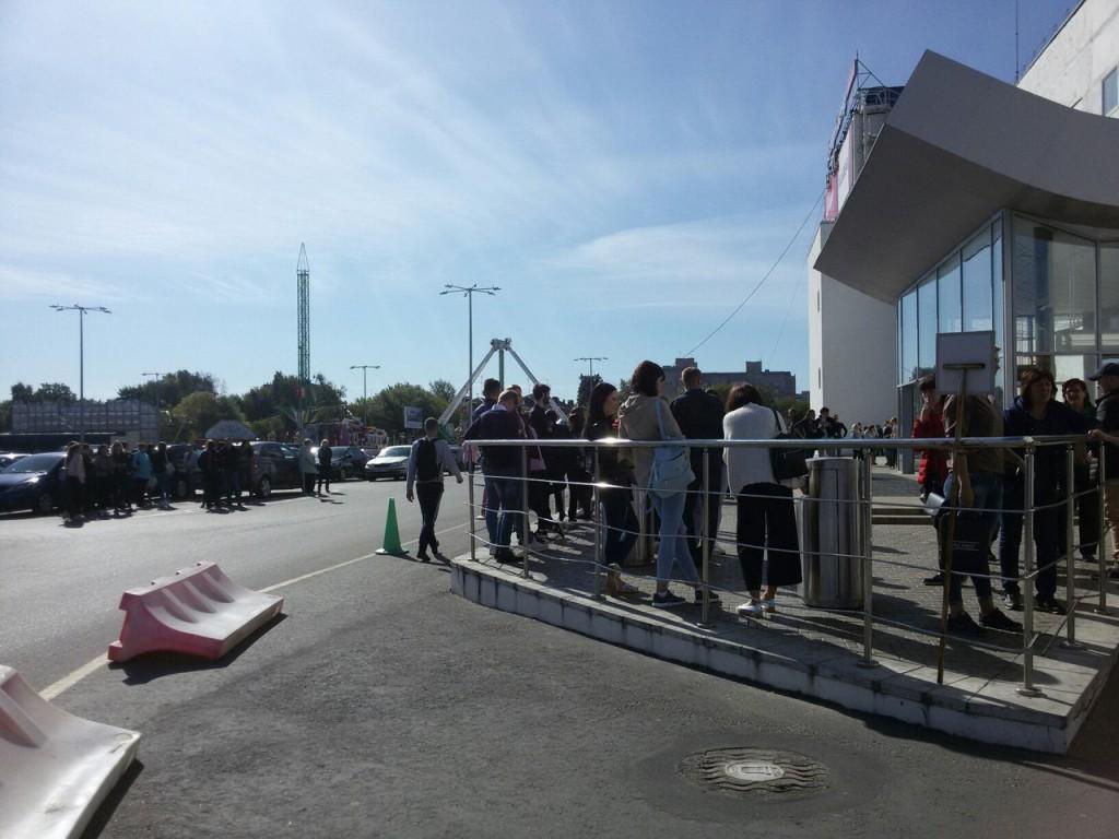ВоВладимире изторговых центров эвакуируют гостей