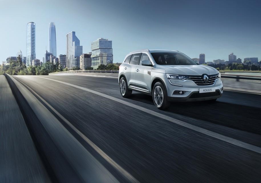 В Российской Федерации объявлен старт продажам дизельной версии нового Рэно Koleos