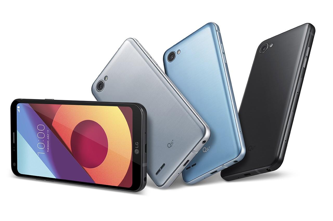 LG Q6 стал доступен для предзаказа в России