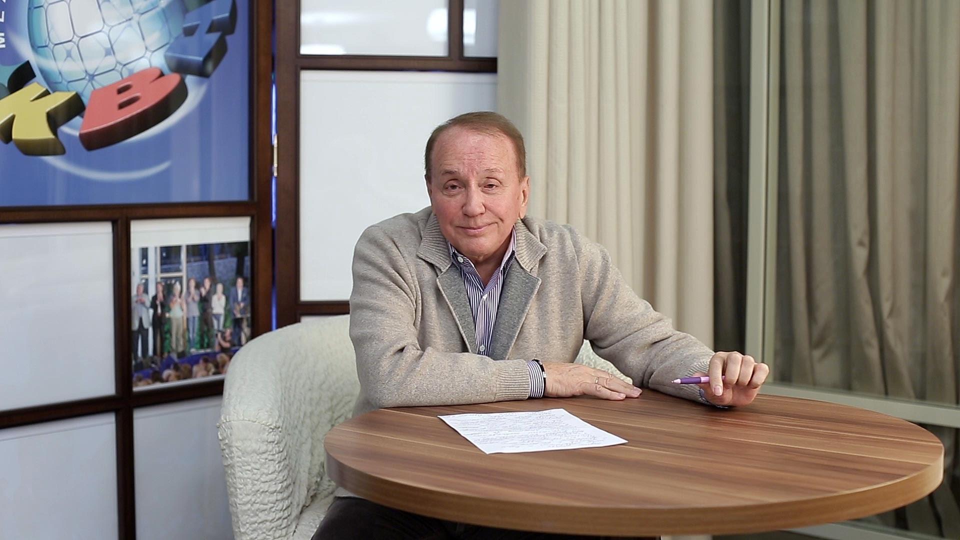 Масляков опроверг слова прежнего КВНщика озапрете шуток про В.Путина