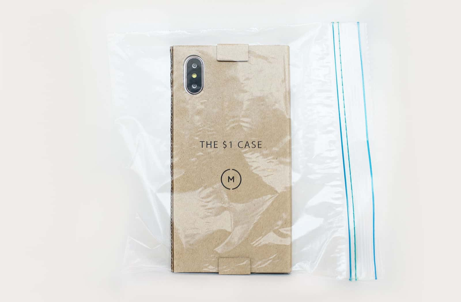 Создан чехол для «нищих» клиентов iPhone X