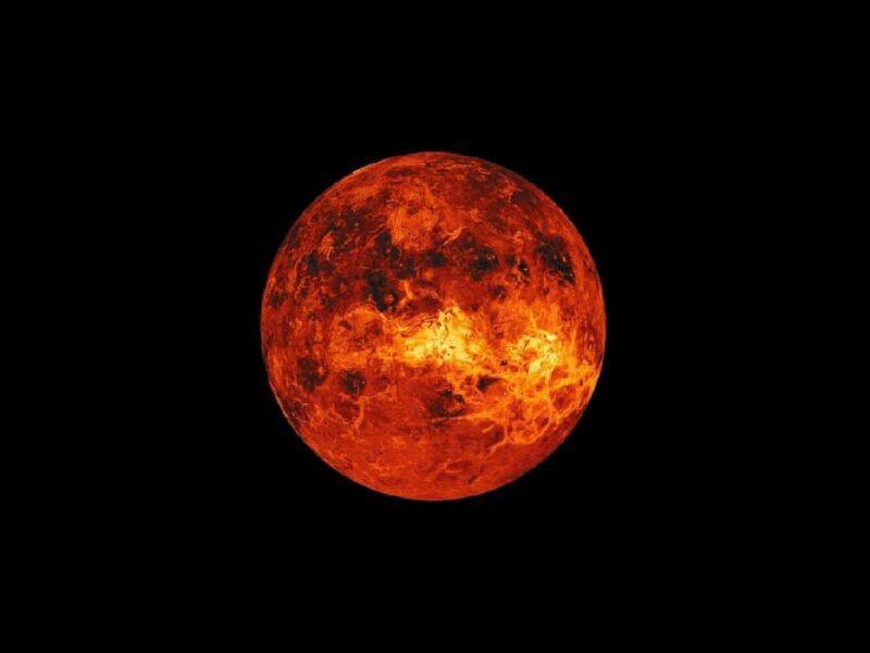 Астрономы получили фотографии гигантского огненного «глаза» в космосе