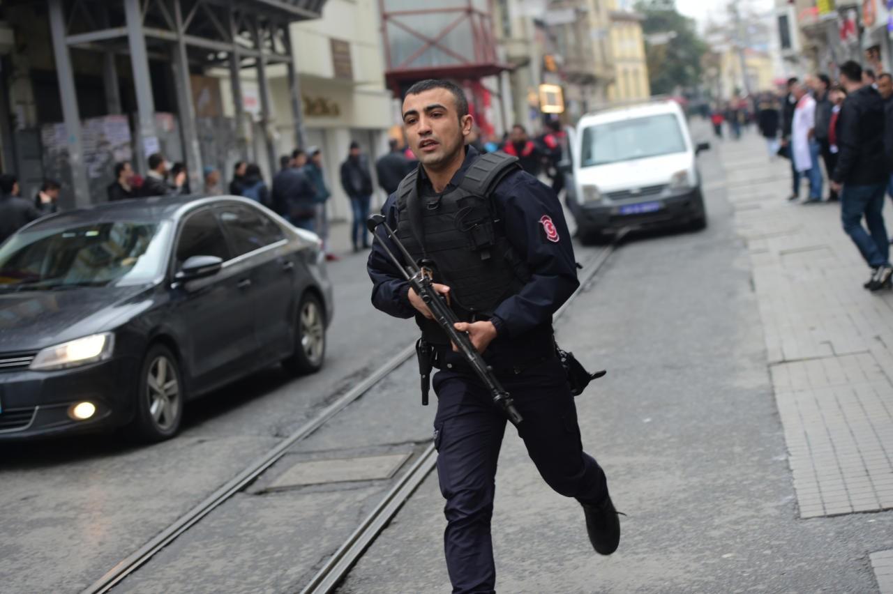 ВСтамбуле произошла стрельба вмногоэтажном здании суда