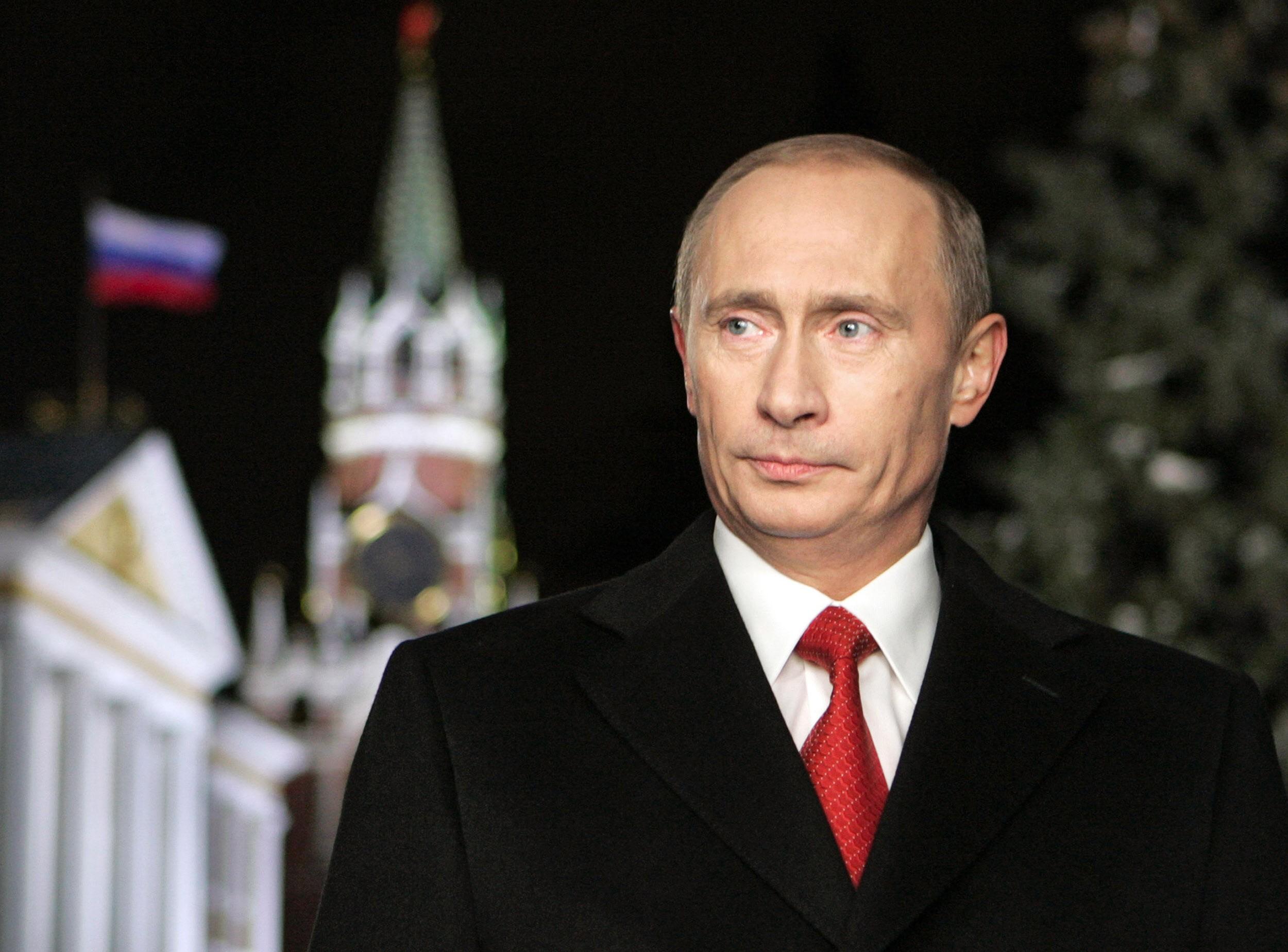 Путин: Наша общая задача— заботиться облагополучии ипроцветании Российской Федерации