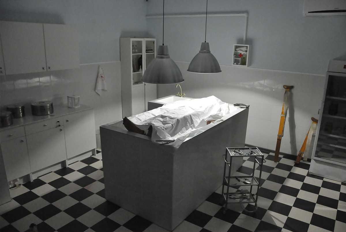 Вподмосковном морге, где перепутали тела, началась проверка