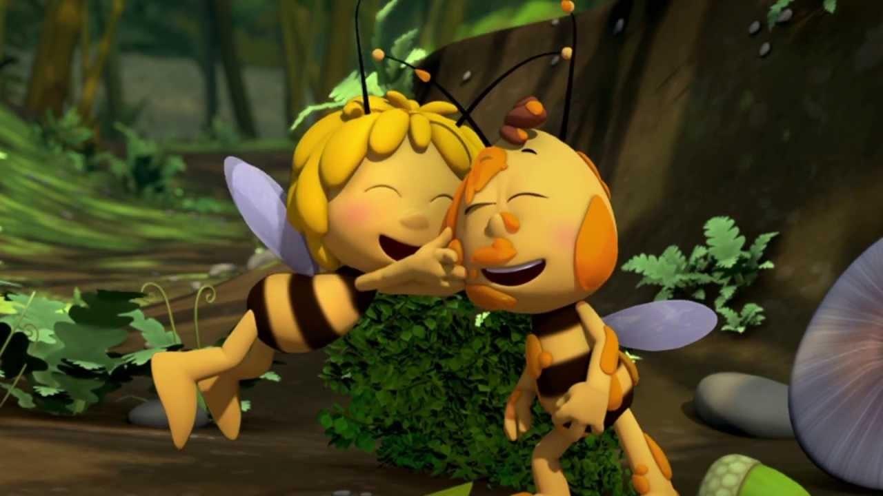 Создатели «Пчелки Майя» извинились зарисунок пениса водном из фрагментов сериала