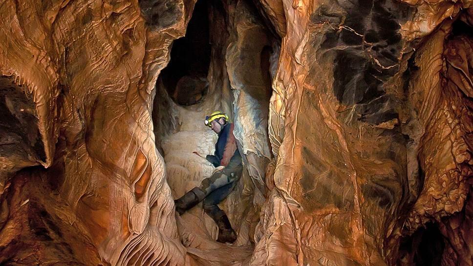 ВТуркмении впещере обнаружили слепого «троглодита»