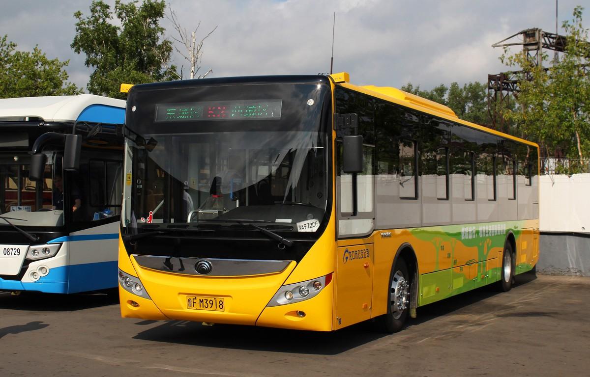 Власти Челябинска протестируют на дорогах города китайский электробус