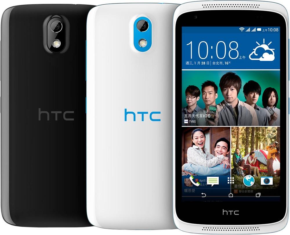 Составлен рейтинг 5 наилучших телефонов отHTC