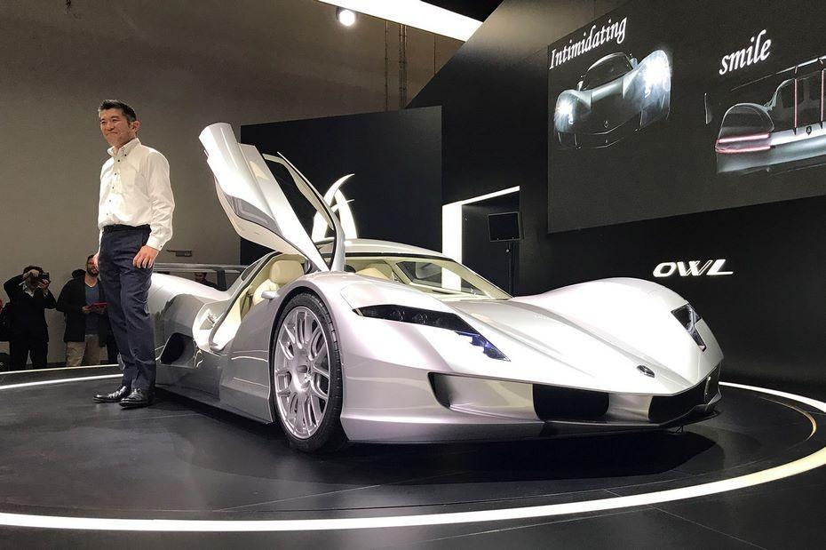 Составлен ТОП-5 самых быстрых автомобилей наавтосалоне воФранкфурте
