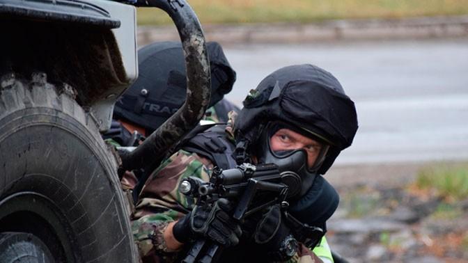 ВСеверной Осетии обстреляли полицейский пост