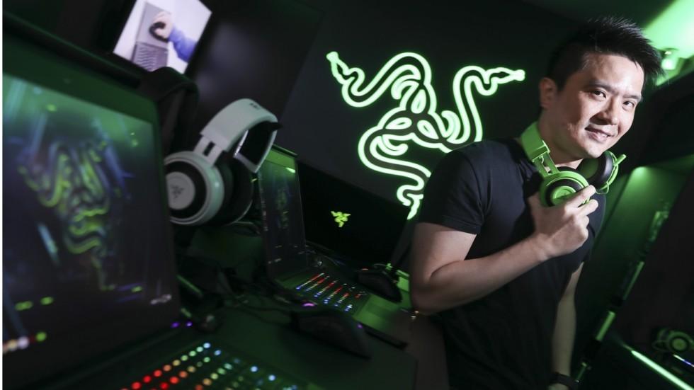Razer выпустит собственную мобильную консоль