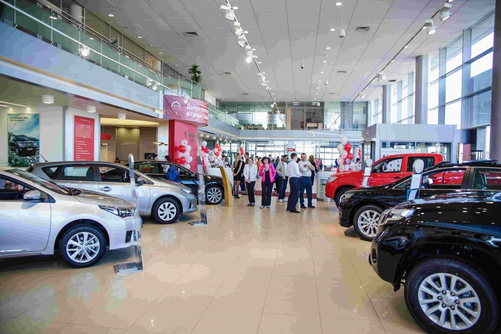 В столице в«черную пятницу» распродадут 5 тыс. новых авто