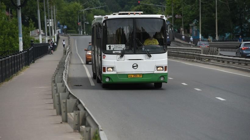 Подмосковье в текущем 2017-ом году получило порядка 1,8 тысячи автобусов