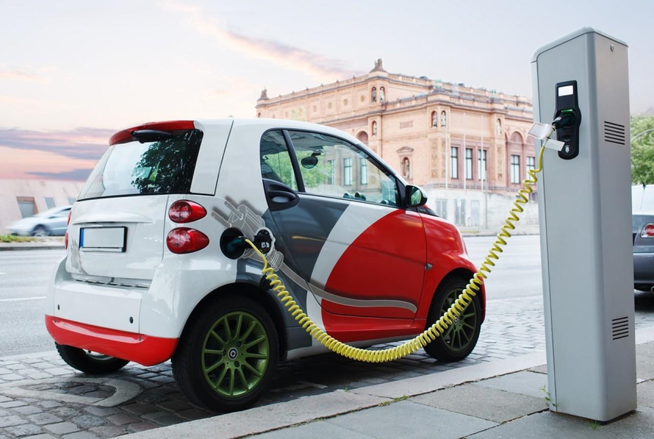 ВКраснодаре электромобили входят вмоду