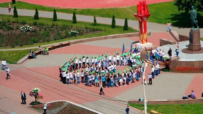 24сентября стартует экологический автопробег «Сердце России» class=