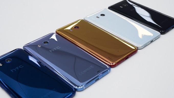 В ноябре HTC выпустит свой первый смартфон с экраном формата 18:9