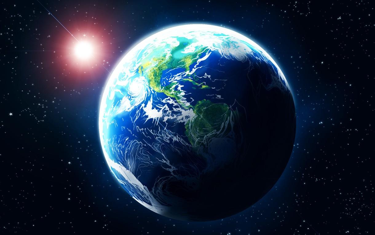 Ученые: Далекая галактика атакует Землю высокоэнергетическими лучами