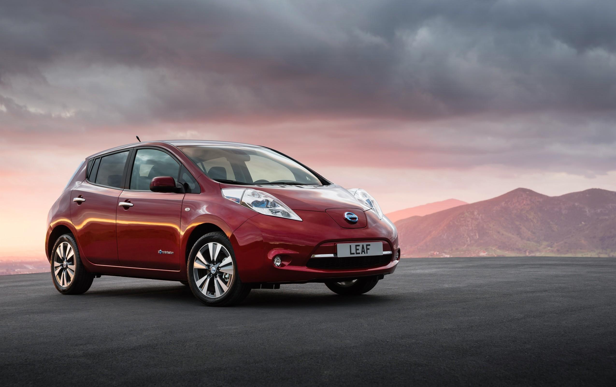 Новый Nissan Leaf получил три разных круиз-контроля