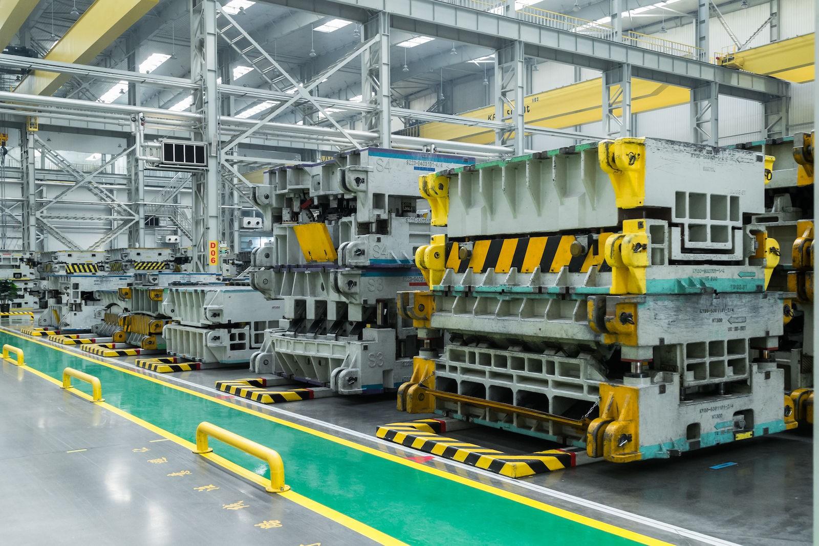 «Стальные Конструкции» поставили профнастил для возведения завода Haval