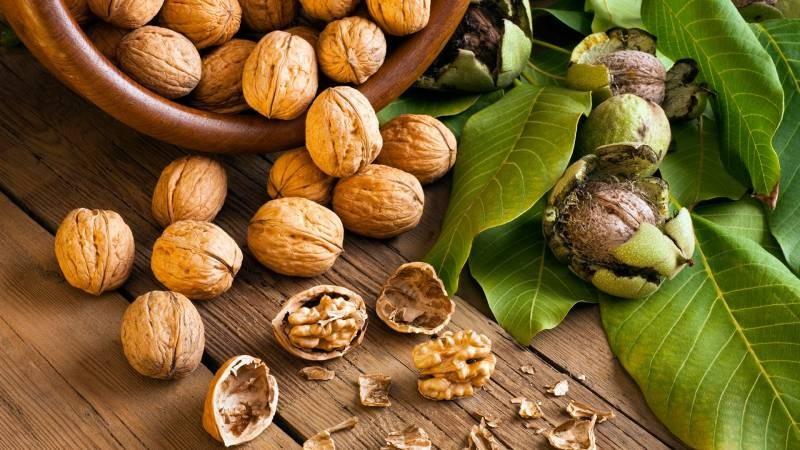 Орехи могут посодействовать сбросить лишний вес - исследование
