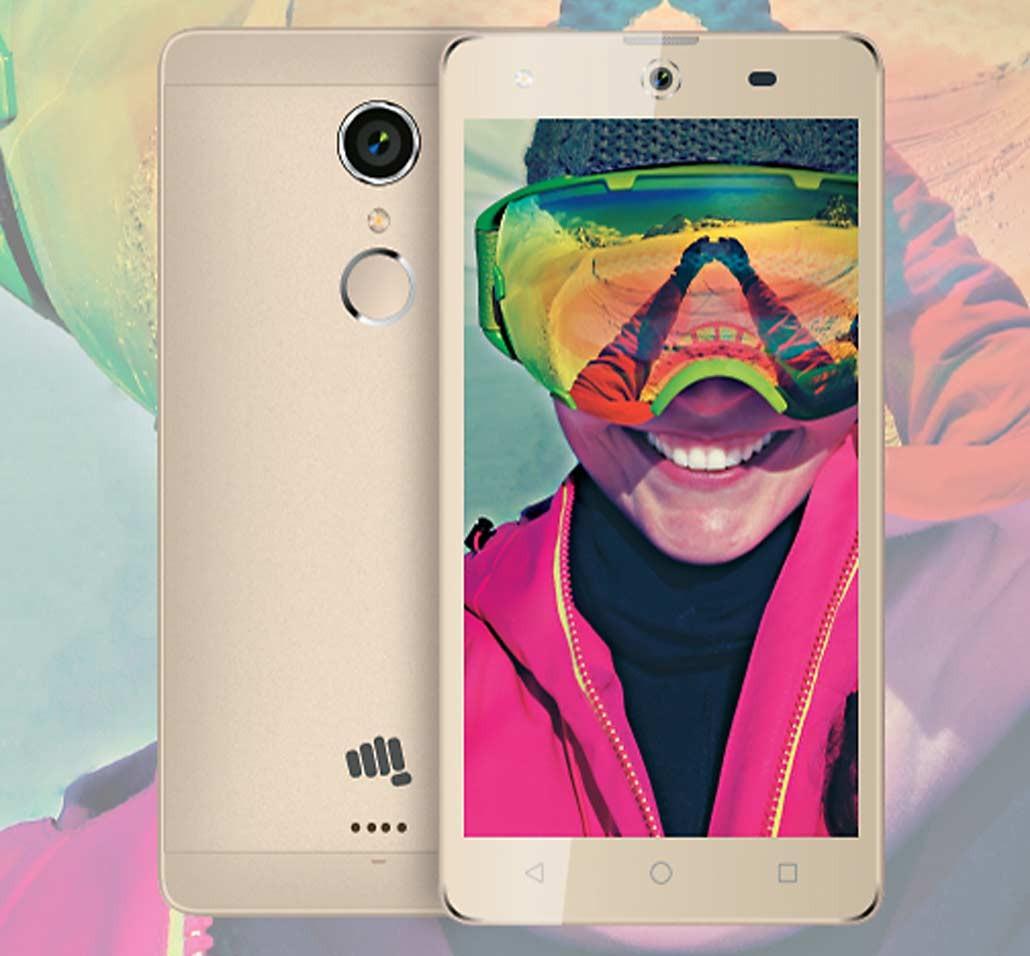 Смартфон Micromax Selfie 3 скамерой 52 Мпготовится квыходу