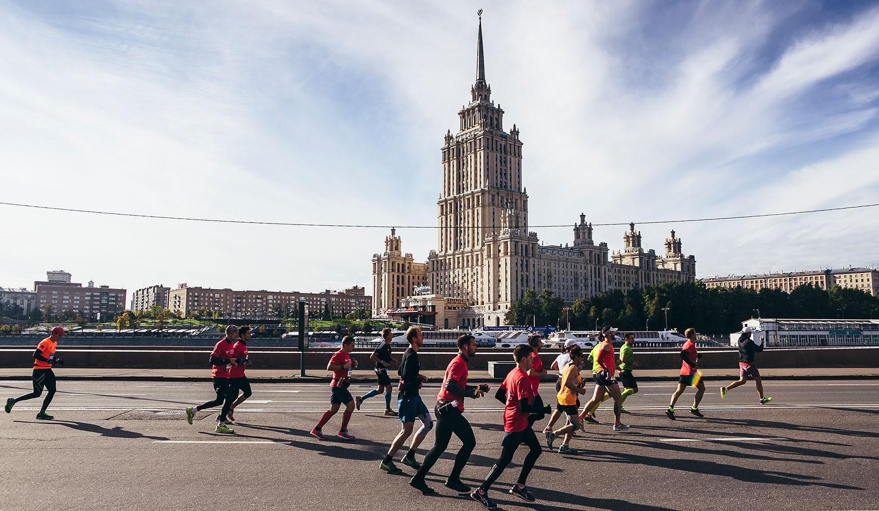 Собянин пригласил граждан  столицы наМосковский марафон