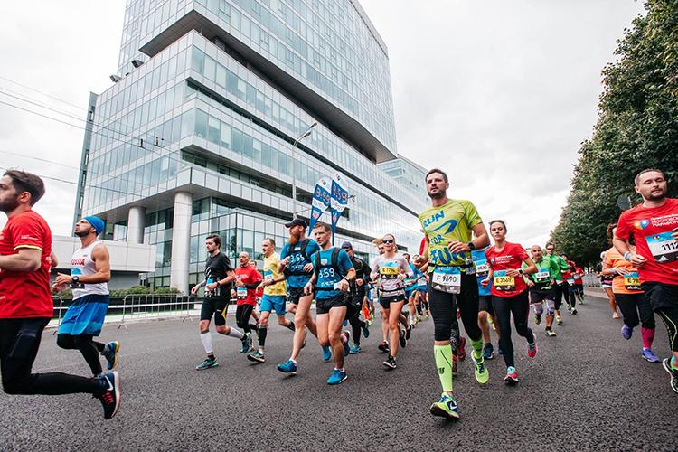 Свыше 2-х тыс. человек из иностранных государств планируют стать участниками Московского марафона