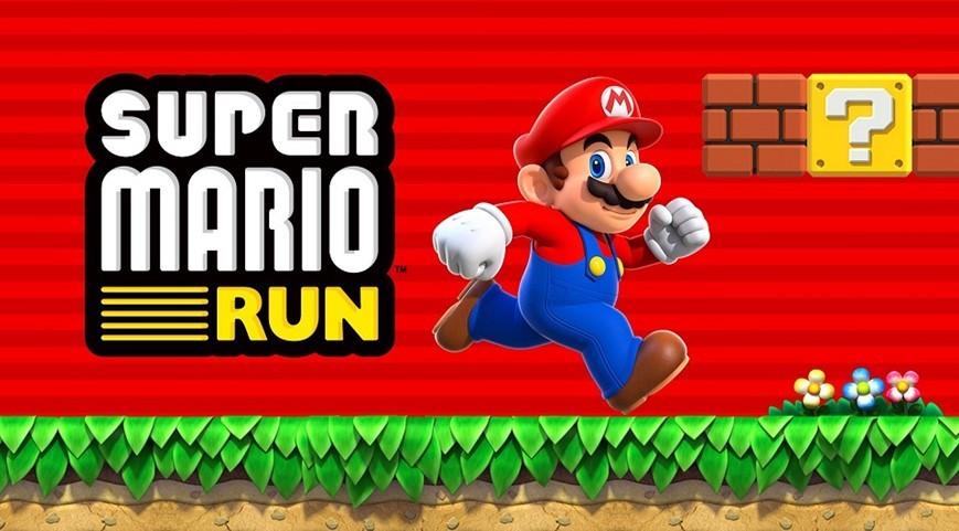 Вигре Super Mario Run игроков ждет серьезное обновление