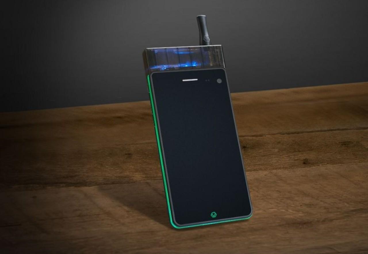 Названы самые необычные мобильные телефоны вмире