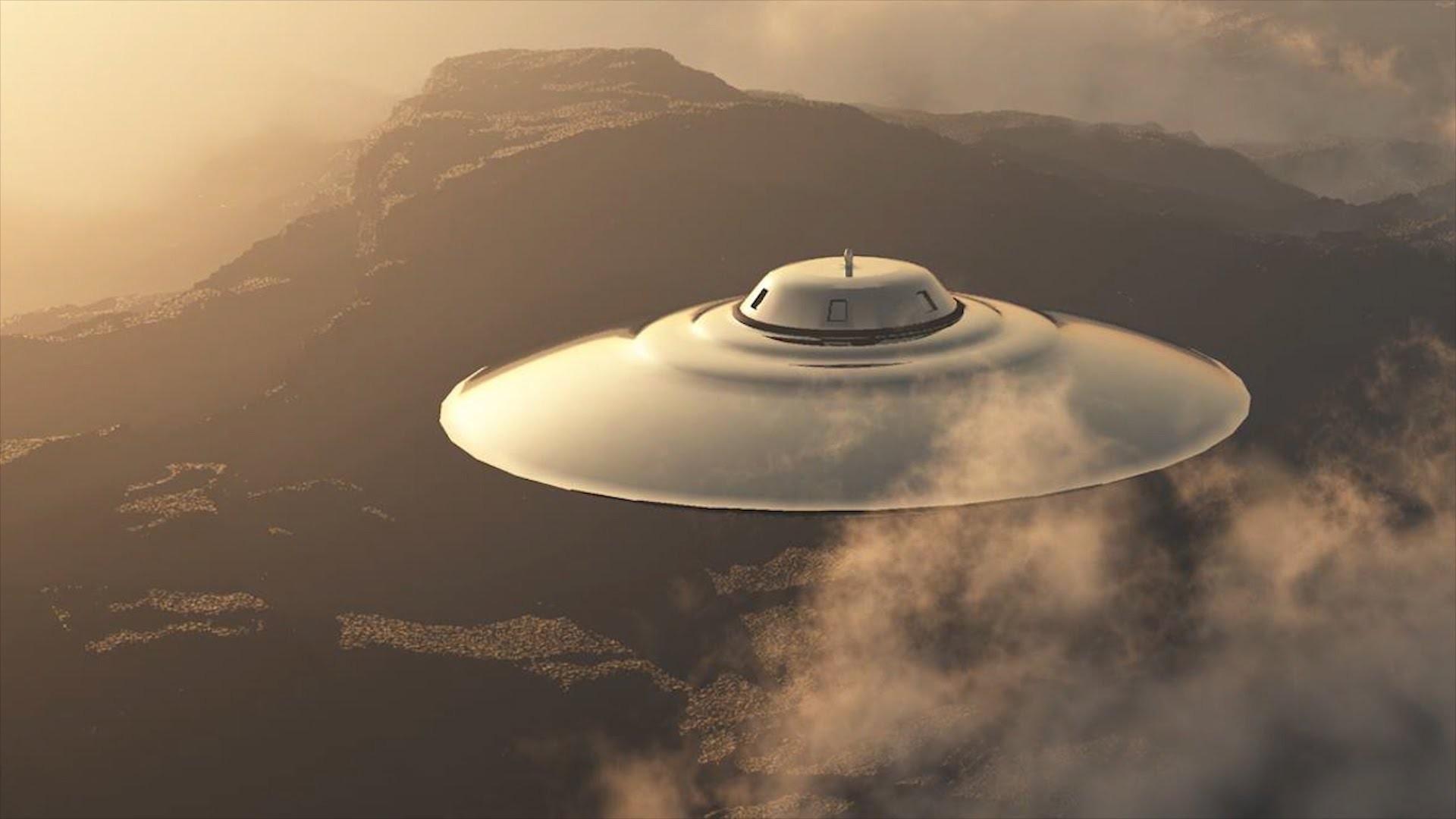 Уфологи: Кземле движутся сотни кораблей НЛО