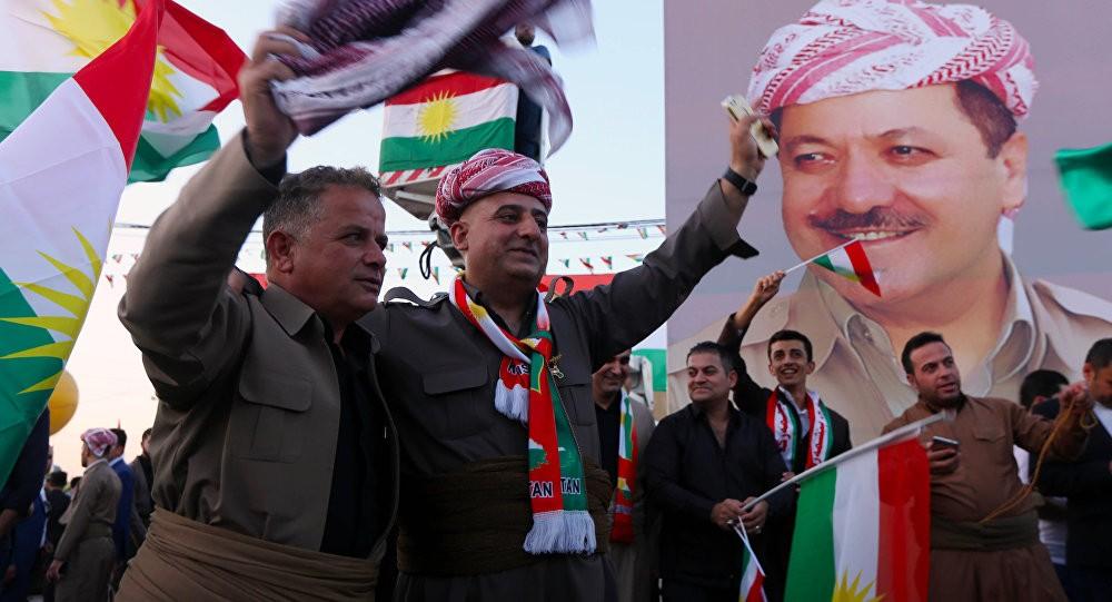 Иран остановил авиасообщение сИракским Курдистаном потребованию Багдада