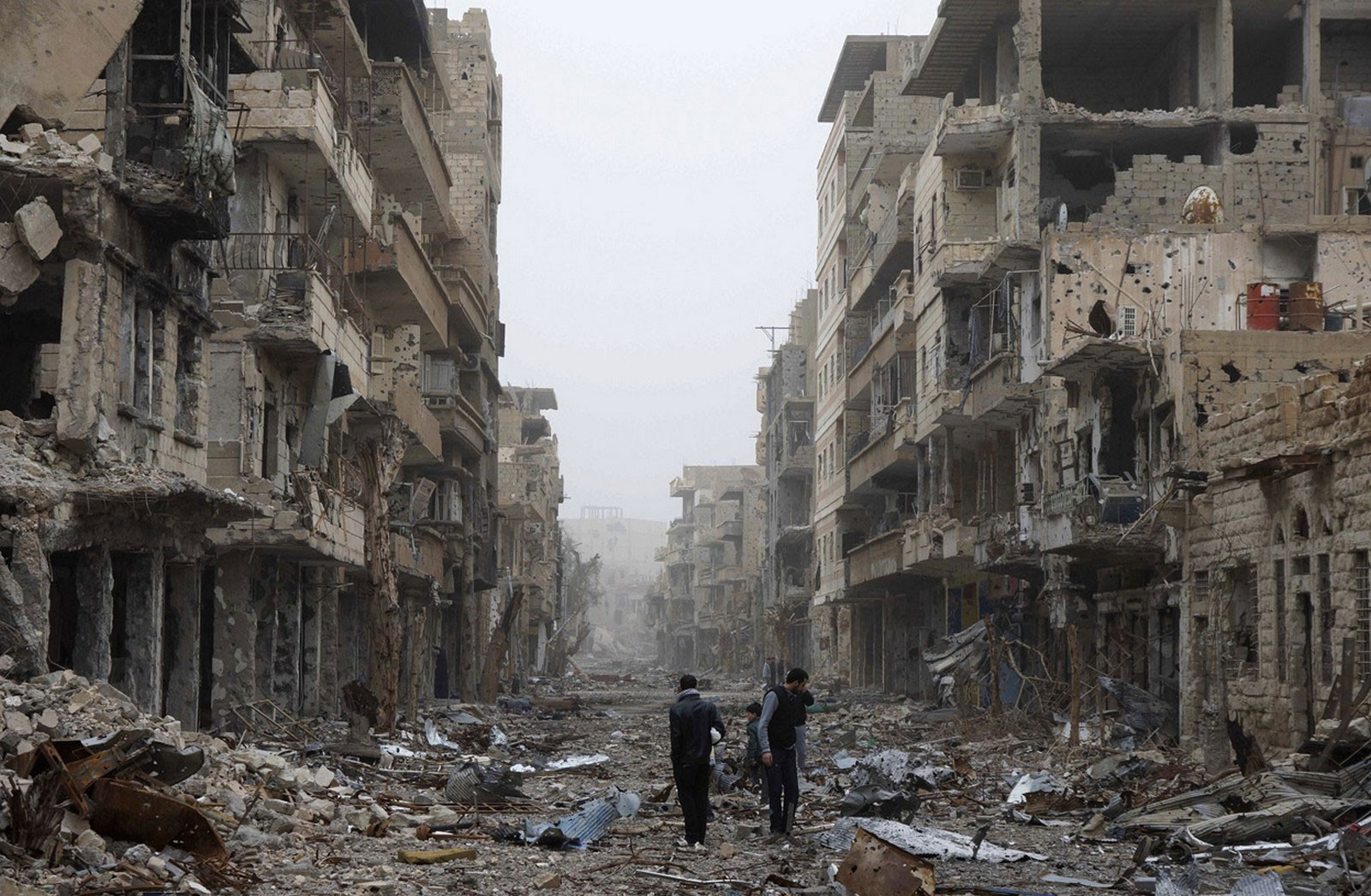 Названо число жертв мирных граждан Сирии при ударах коалиции США