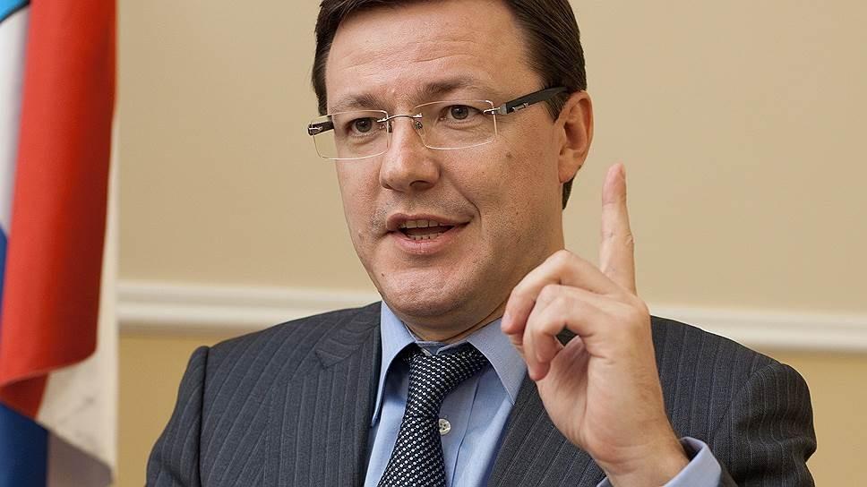 Матвиенко: УАзарова есть потенциал стать удачным главой региона