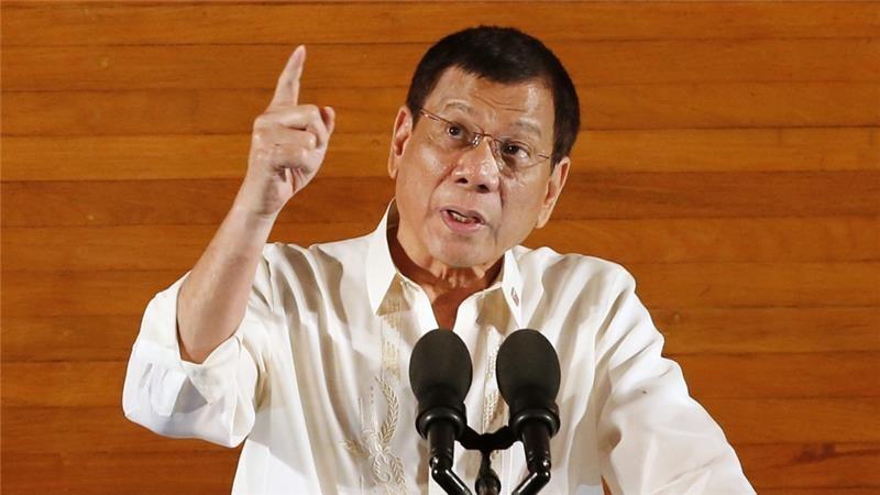Около резиденции Дутерте наФилиппинах убили охранника президента