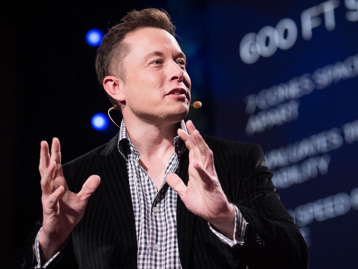 Илон Маск продемонстрировал видео с«покорением Марса»