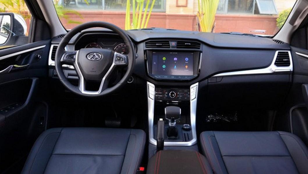 Новый пикап Maxus T60 начал завоевывать новые рынки