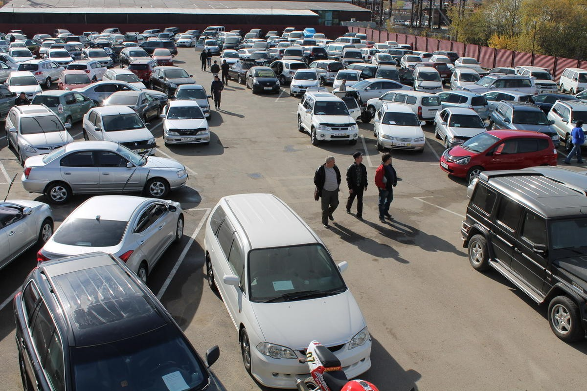 Краснодарский край опередил Москву по объему рынка автомобилей с пробегом
