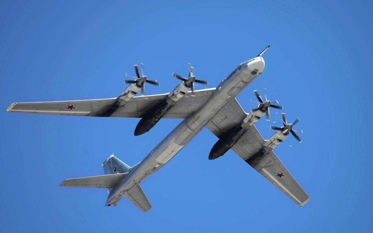 Бомбардировщики Ту-95МС атаковали объекты боевиков вСирии
