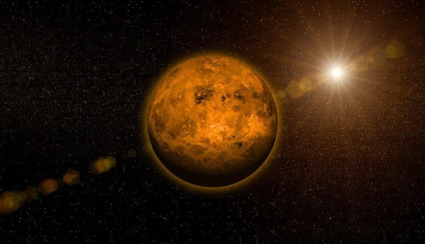 ВСМИ предположили околонизации Венеры пришельцами