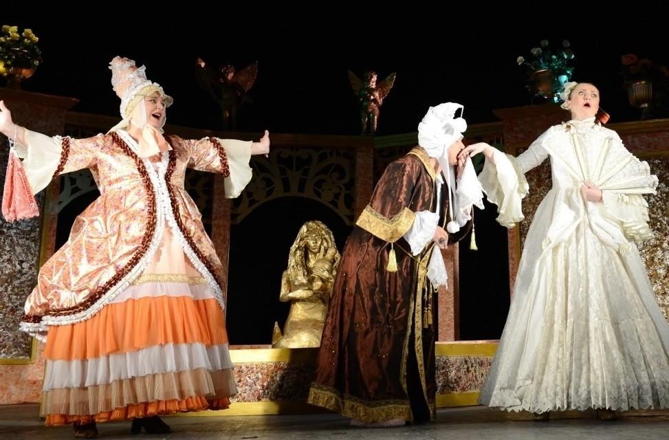 ВКазани пройдут гастроли Брянского театра для детей июношества